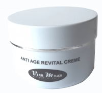 V.M. Anti Age Revital Creme, 200 ml PW.