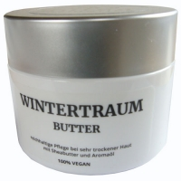 Aurea Wintertraum Massagebalsam / Butter, 450ml antibakterill